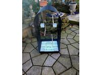 Black new birdcage forsale