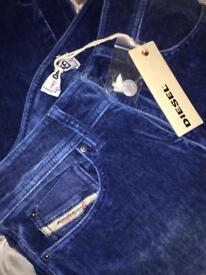 Diesel Malphas Pantaloni Jeans