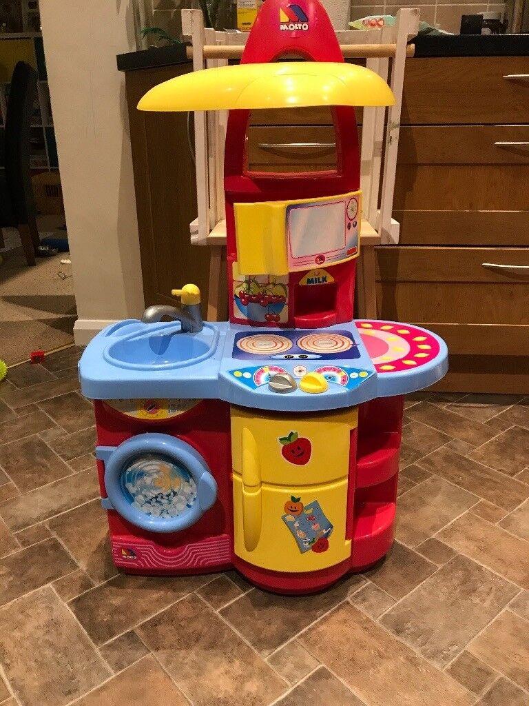 Molto toy kitchen