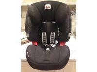 Britax Evolva 123 car seat. Good condition. £30 only