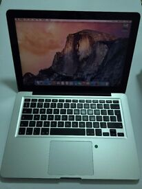 """Apple MacBook Pro 13"""" Mid 2012 Intel Core i5 3.1Ghz 500GB HDD 4GB RAM Fully Working ex. Condition"""