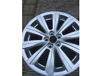 """Genuine VW 16"""" Alloys, fully refurbished to the highest standard."""
