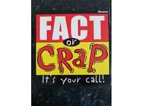 Fact & crap game