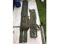 aqua products , rod quiver and 2 sleeves
