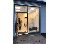 Existing Hair/barber/ Beauty Business in Digbeth for Rent, Office Space, Treatment room, Nail bar