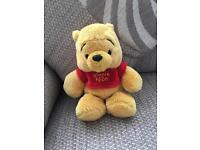 Small Winnie the Pooh Beanie