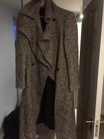 Joseph Winter Coat from Harrods