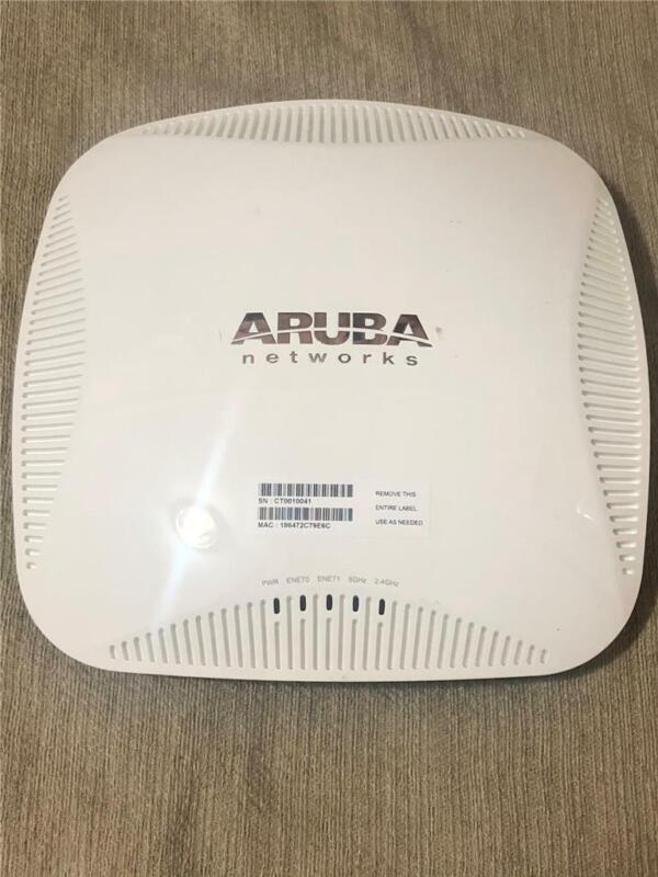 Aruba Networks Instant IAP-225-US Access Point APIN0225 ~FREE SHIPOPING GR8 COND