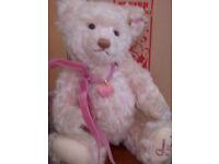 Steiff The Queen of Hearts Bear EAN 662515 Rare