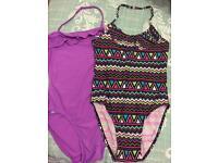 Swimming costume 11-12yr