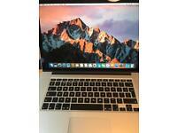 """MacBook Pro 15"""" late 2013 model A1398"""