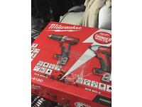 Milwaukee M18 18v Compact Percussion Drill