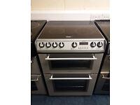 £190 Hotpoint 60cm Ceramic Top Cooker - 12 Months Warranty