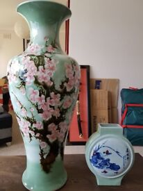 Authentic Jing Vase Set
