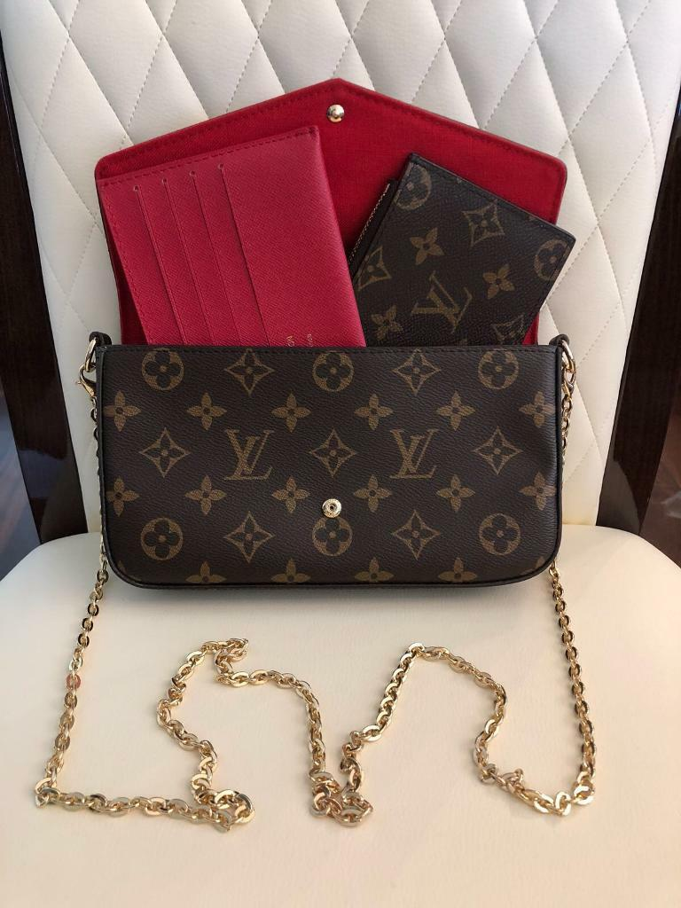 New Louis Vuitton Pochette Felicie bag   in Wandsworth, London ... ec5ed5b953c