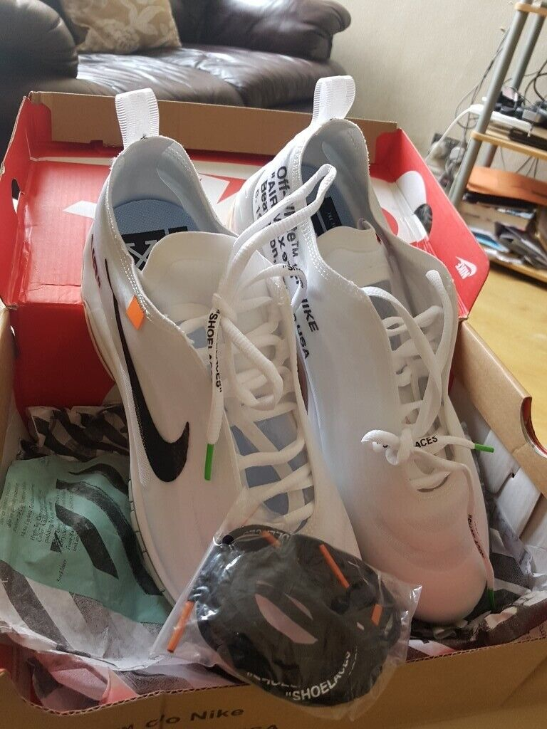Nike x Off White Air Max 97 OG Size 9.5 UK EUR 44 US 10.5 | in Piccadilly, Manchester | Gumtree