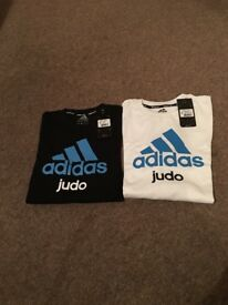 Two Youth Adidas T-Shirts