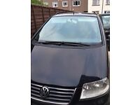 VW Sharan 2007 model £1200 fixed