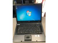 HP Compaq nw8440 Laptop Intel Core Duo T2500 Dual Core 2ghz, 2GB Ram, 100GB HDD Windows 7 Only £43