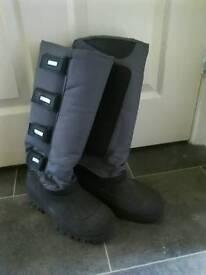 Womens winter snug boot