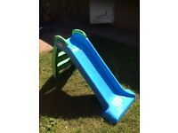 Little Tikes Blue and Green Slide.
