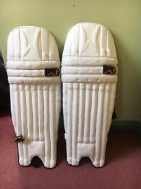 Unused Youths Cricket pads