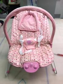 Chad valley baby bouncer £15