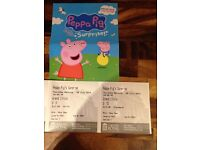 Peppa Pig Surprise Live Tickets Theatre Royal Newcastle Upon Tyne