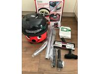 Henry Hoover excellent condition and boxed.