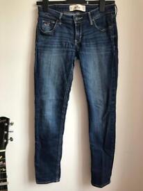 Hollister Slim Fit Jeans Size W27 L29