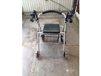 Days Mobility Walker - lightweight with aluminium frame