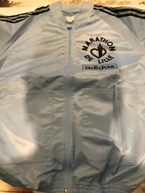 Adidas Originals nylon bomber jacket