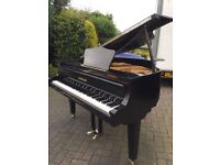 Zimmerman Back Baby grand piano|Belfast Pianos | Free Delivery