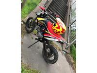 160 pit bikeyx £450