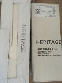 Heritage tile range
