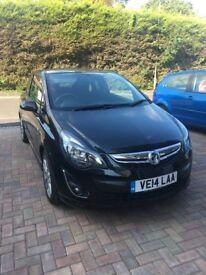 Vauxhall Corsa 1.4 SXI Low Mileage