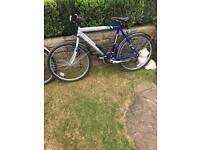 Town send bike