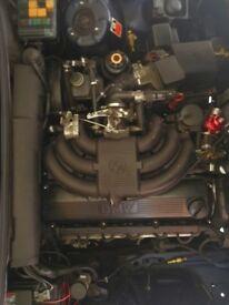M20b25 engine gearbox wiring loom E30