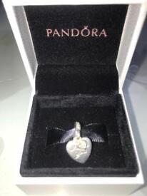 Genuine Pandora I Love You Charm