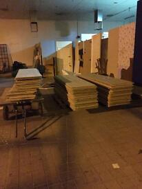 100 tongue and groove chipboard flooring 8x4