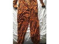 Tiger onsie