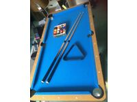 Sturdy Pool Table for Sale