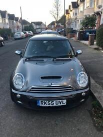 Mini Cooper S 55 Plate 94000 Miles Metallic Grey Half Leather Air Con