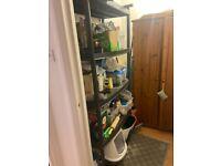 storage shelving unit