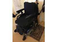 Jazzy 1103 elec wheelchair