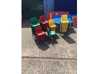 School nursery equipment