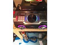 DJ mix kit Panasonic