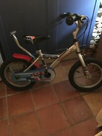 Boys bike for sale (12 inch wheel)