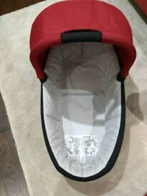 Travel moses basket