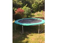 10ft used trampoline